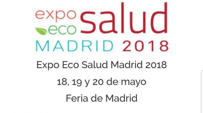 MAYO 2018. VIAJE A EXPOECOSALUD. IFEMA MADRID 2018. ESCUELA TENAC.