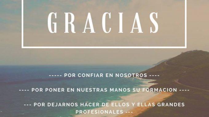 A TODOS NUESTR@S ALUMN@S. GRACIAS….