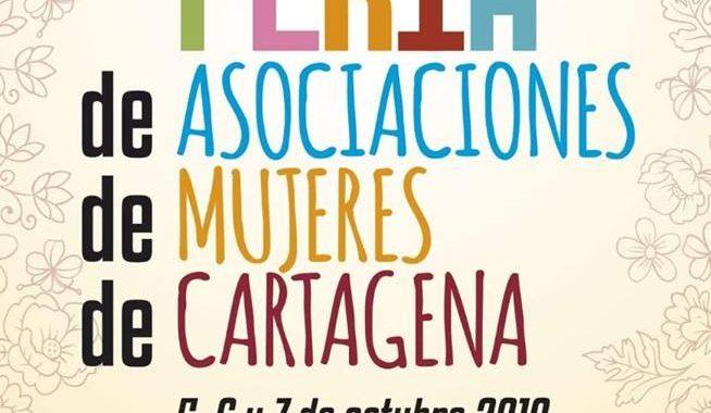 OCTUBRE 2018. ESCUELA TENAC En La FERIA DE ASOCIACIONES DE MUJERES EN CARTAGENA.