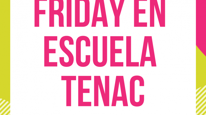 BLACK FRIDAY 2018 EN ESCUELA TENAC.