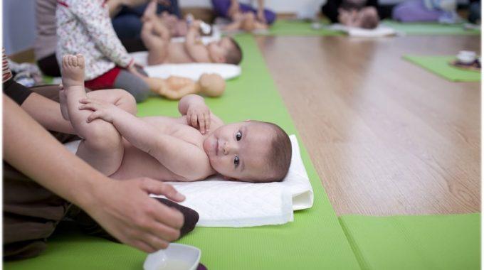 PROXIMO INICIO. CURSO MASAJE INFANTIL.