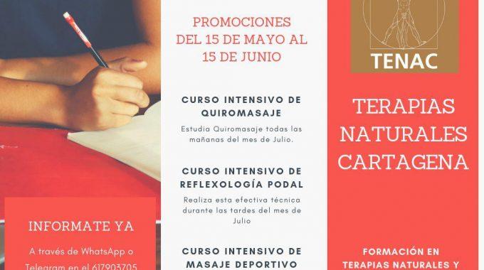 CURSOS DE VERANO. CURSOS INTENSIVOS DE JULIO 2019.